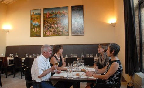 F_Fontfroide_Restaurant_©Hilke Maunder