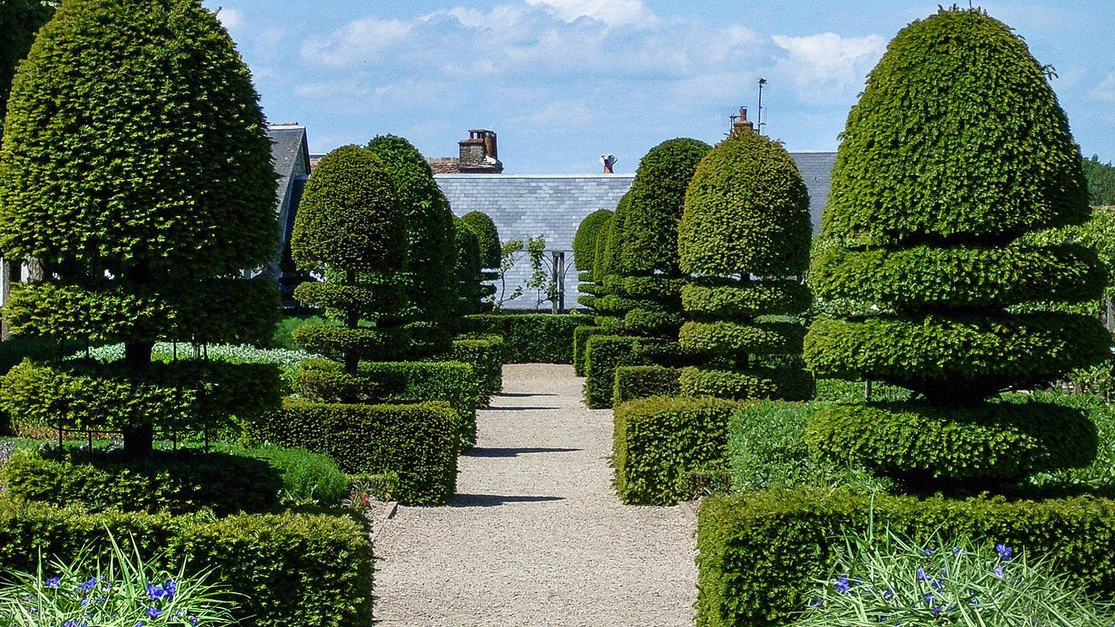 Château de Villandry. Foto: Hilke Maunder