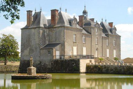 Rocheservière_Château Bois Chevalier_10_©Hilke Maunder
