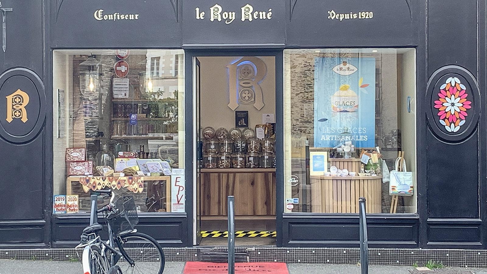 Die Confiserie du Roy René ist eine Institution in Angers. Foto: Hilke Maunder