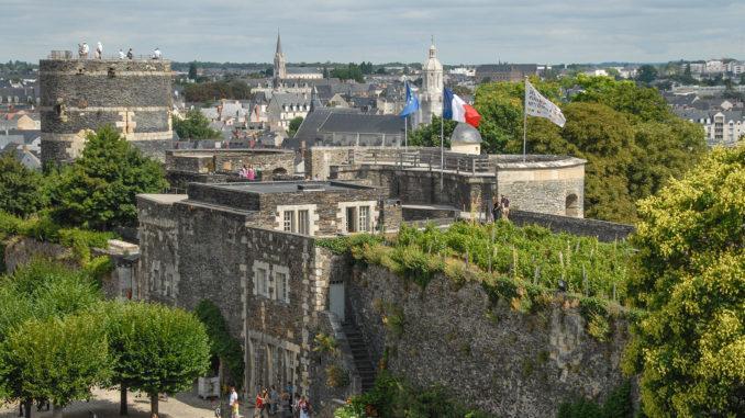 Wehrhaft: das Schloss von König René in Angers. Foto: Hilke Maunder