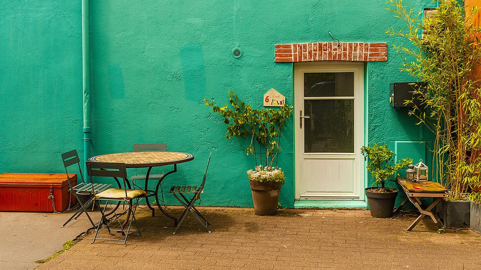 Nantes: Trentemoult. Foto: Hilke Maunder
