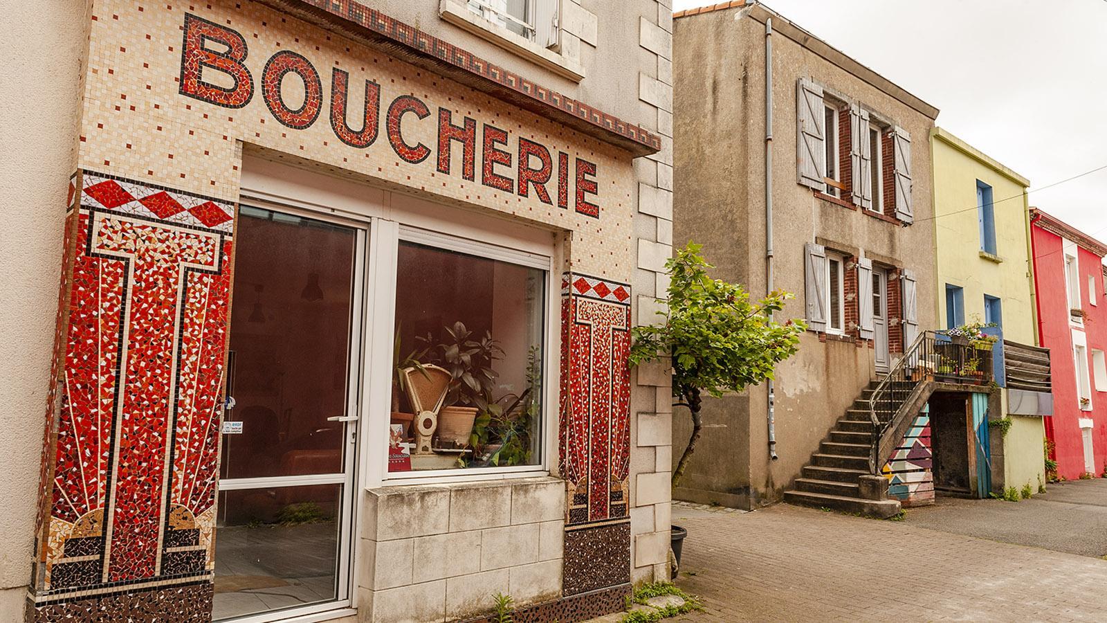 Nantes: Trentemoult, ehemaliger Schlachter