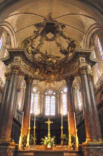 F/Maine-et-Loire/Angers: Cathédrale Saint-Maurice