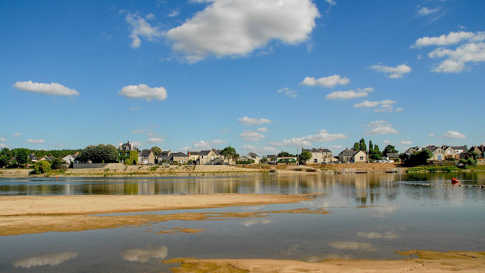 Loire: Ile de Béhuard. Foto: Hilke Maunder