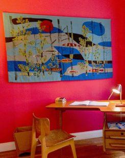 Normandie_Le Havre_Appartement Témoin_Büro_3_©Hilke Maunder