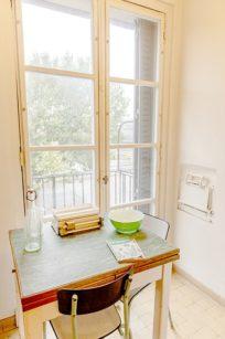 Normandie_Le Havre_Appartement Témoin_Küche_3_©Hilke Maunder