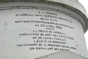 F/Normandie/Le Havre: Pain de Sucre