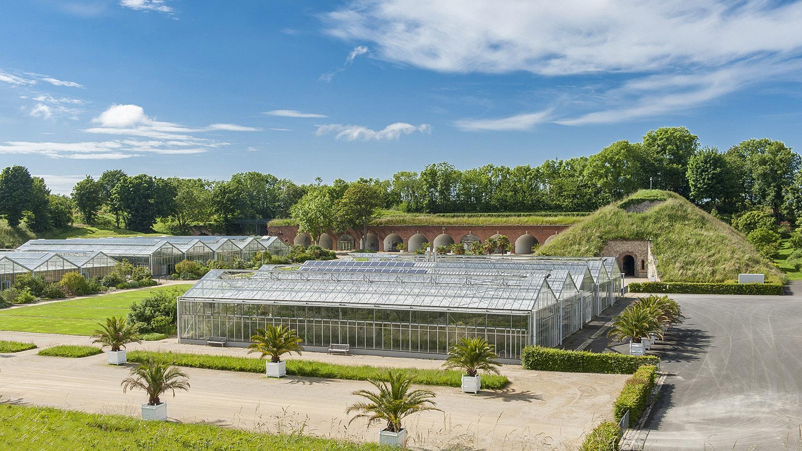 Le Havre: Les Jardins Suspendus. Foto: Hilke Maunder