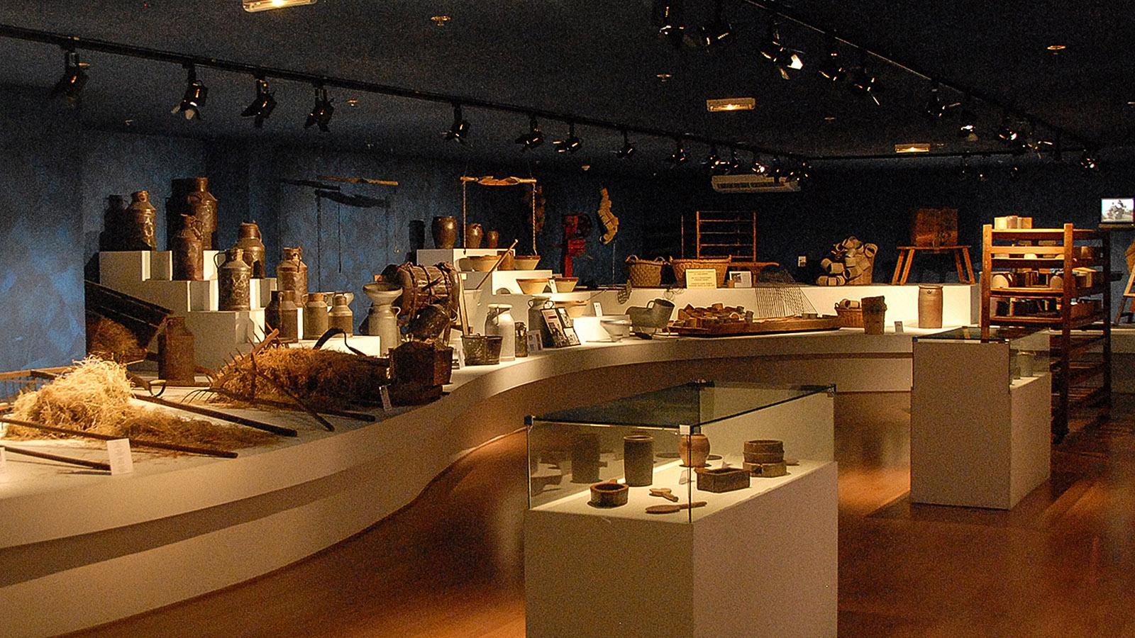 LIvarot: das Museum der Käsemanufaktur von Graindorge. Foto: Hilke Maunder