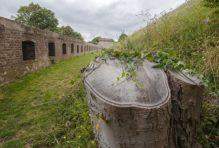 Normandie_Le Havre_Hängende Gärten_Jardins Suspendus_Fort_Weg_2_©Hilke Maunder