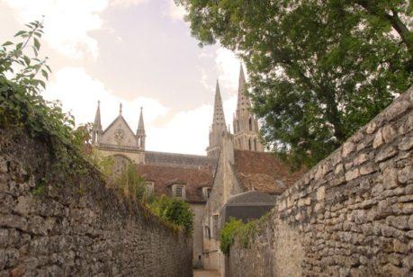 F/Normandie/Basse Normandie/SŽes: Kathedrale