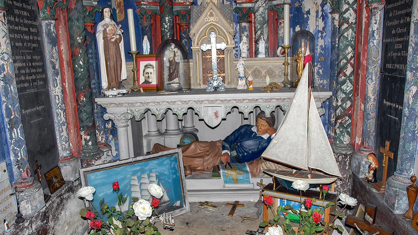 Notre-Dame des Flots. Foto: Hilke Maunder