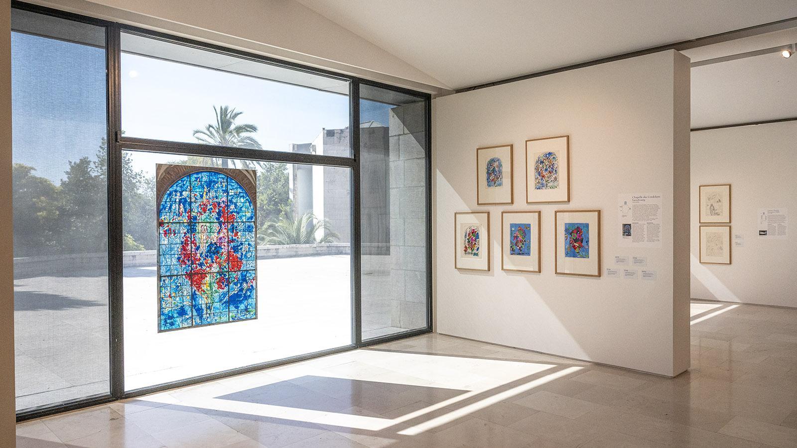 Das Chagall-Museum in Nizza. Foto: Hilke Maunder