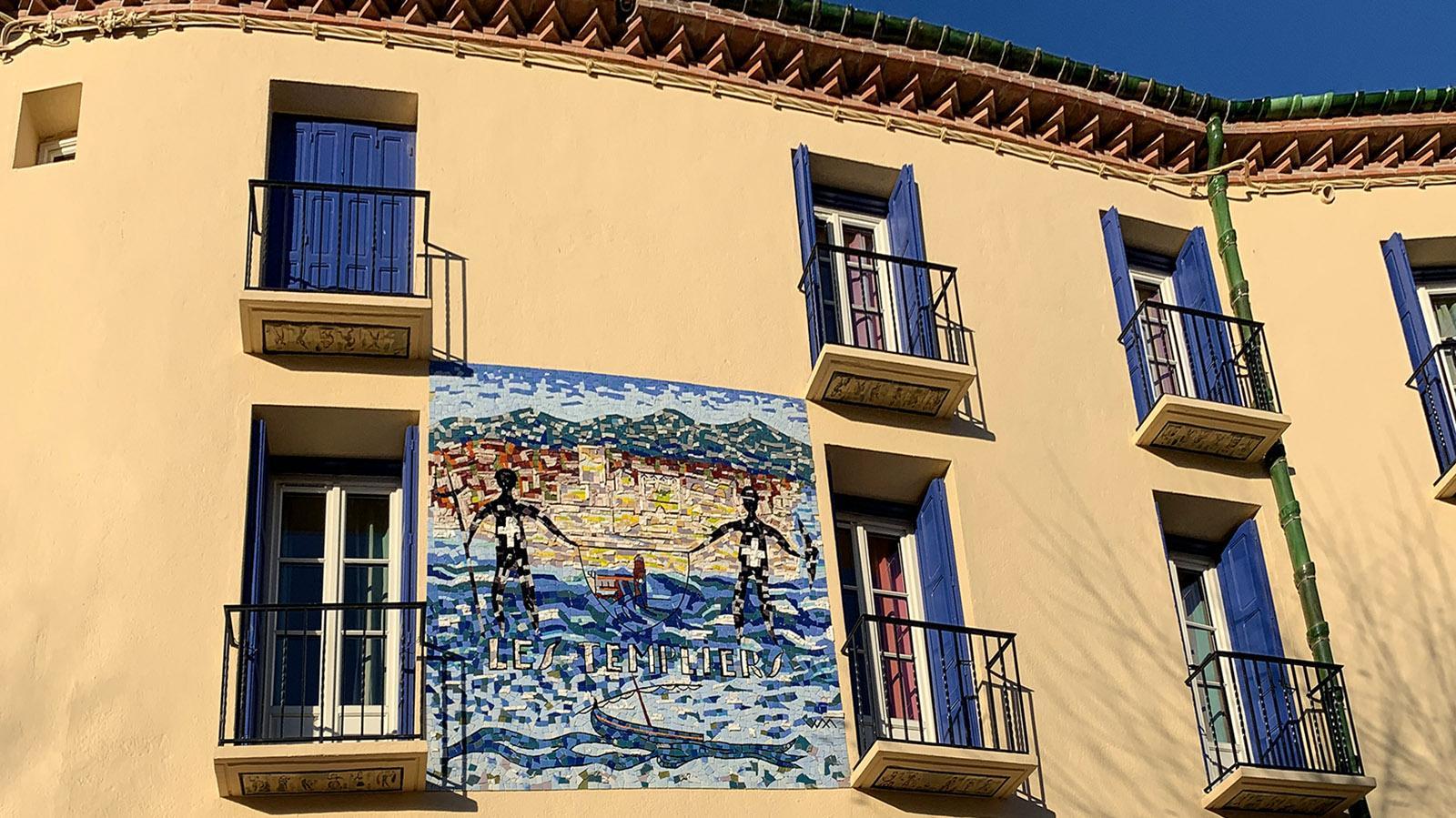 Collioure. Foto: Hilke Maunder