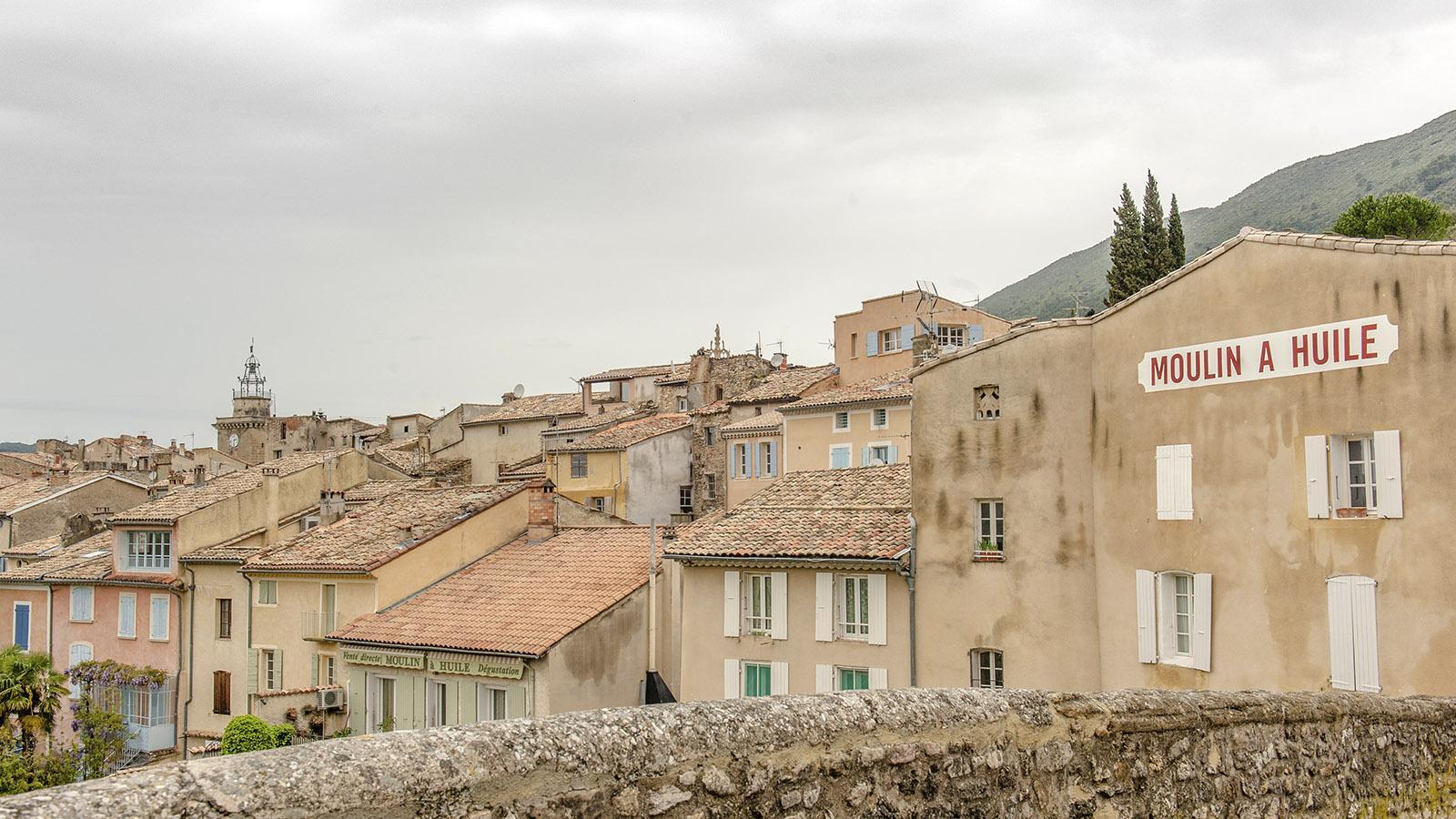 Nyons in der Drôme. Foto: Hilke Maunder