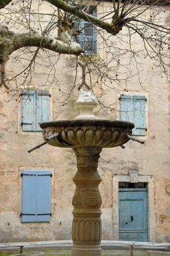 Causse du Larzac_St-Eulalie-de-Cernon_Haus©Hilke Maunder