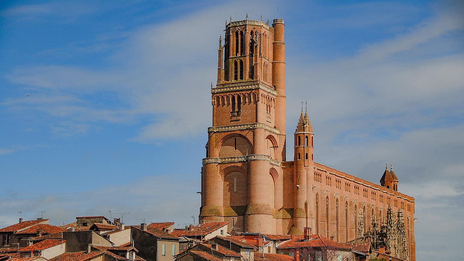 Die Kathedrale von Albi. Foto: Hilke Maunder