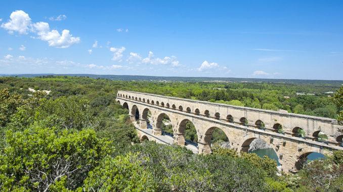 Pont du Gard. Foto: Hilke Maunder