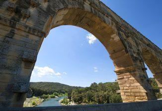 Gard_Pont du Gard_Gardon_Bogen©Hilke Maunder.jpg
