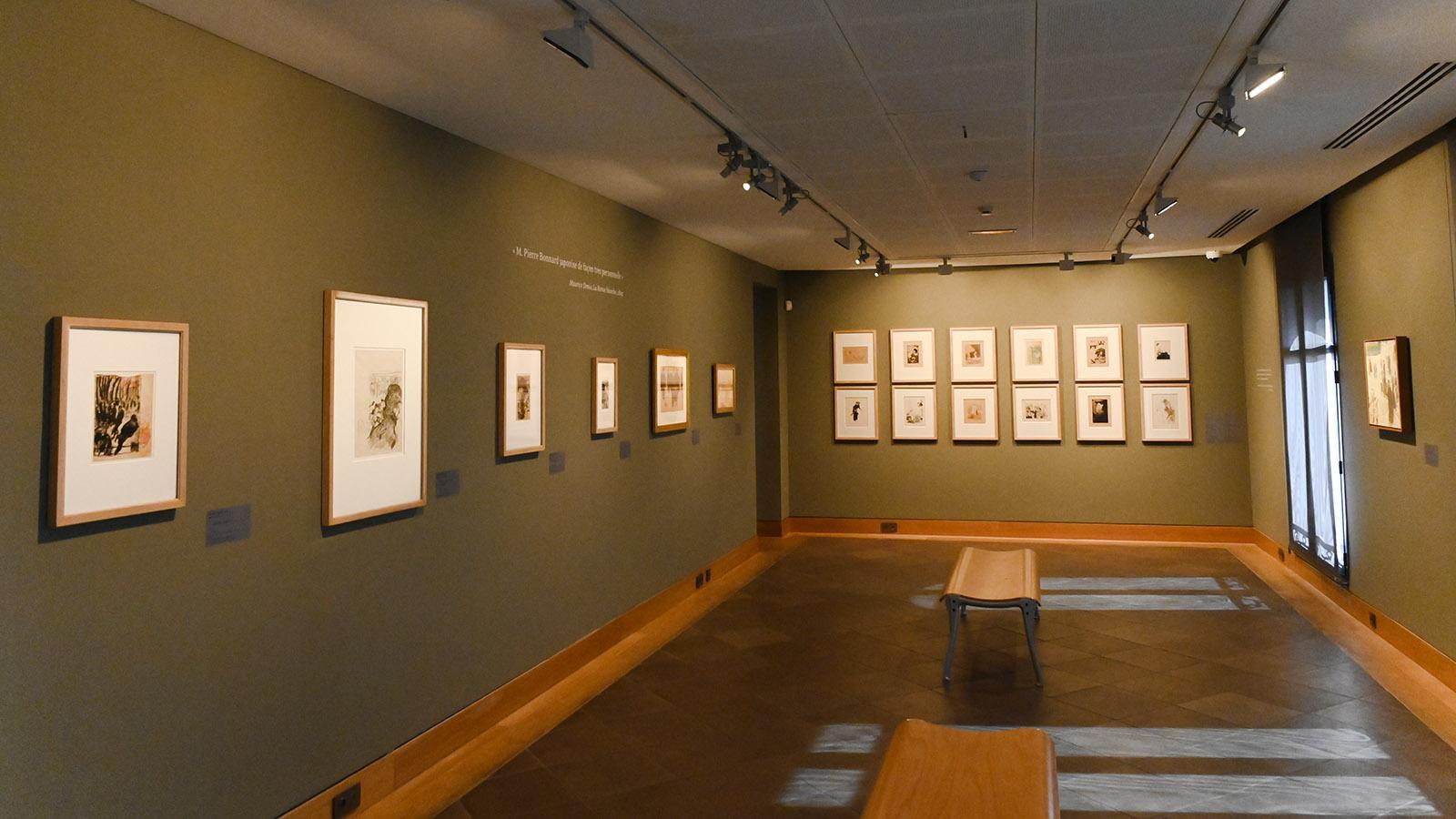 Musée Bonnard zeigt das Lebenswerk von Pierre Bonnard. Foto: Hilke Maunder