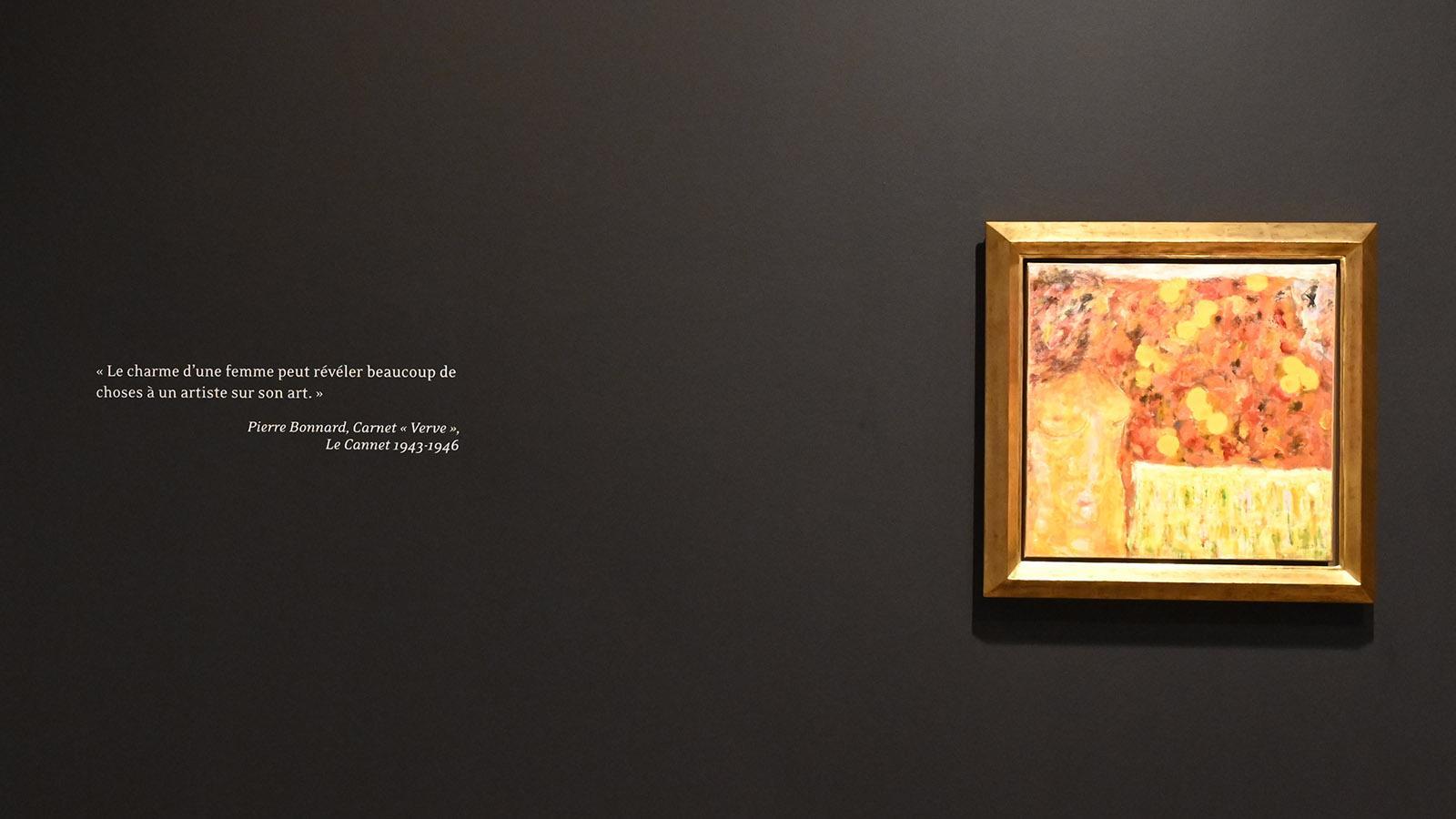 Musée Pierre Bonnard. Foto: Hilke Maunder