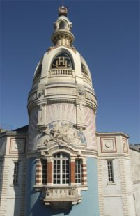 Nantes_Lieu Unique_Turm_©Hilke Maunder