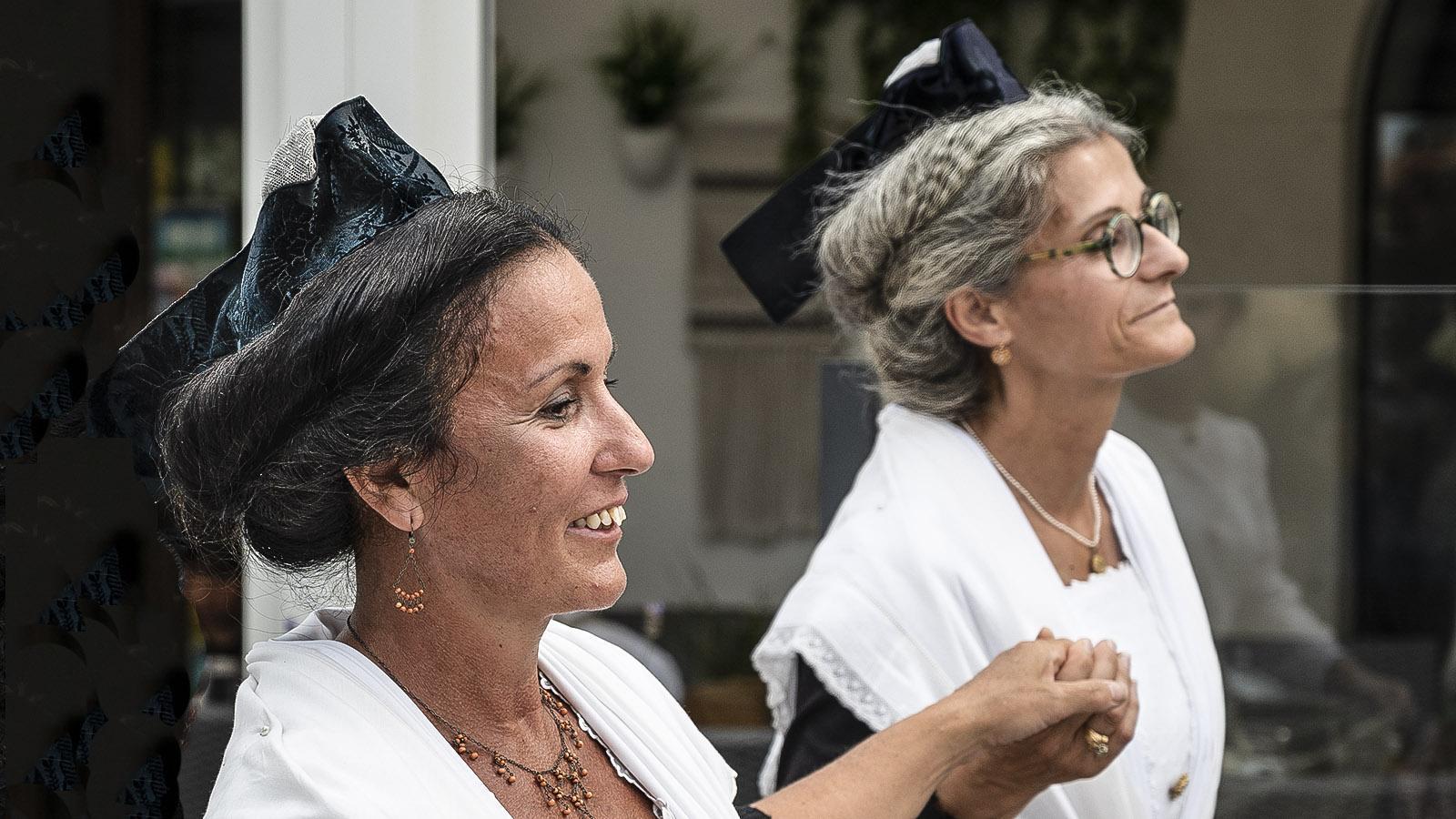 Arlésiennes in Les Saintes-Maries-de-la-Mer. Foto: Hilke Maunder