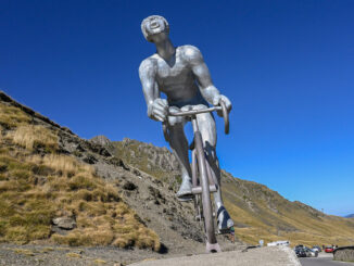 Am Col du Tourmalet. Foto: Hilke Maunder