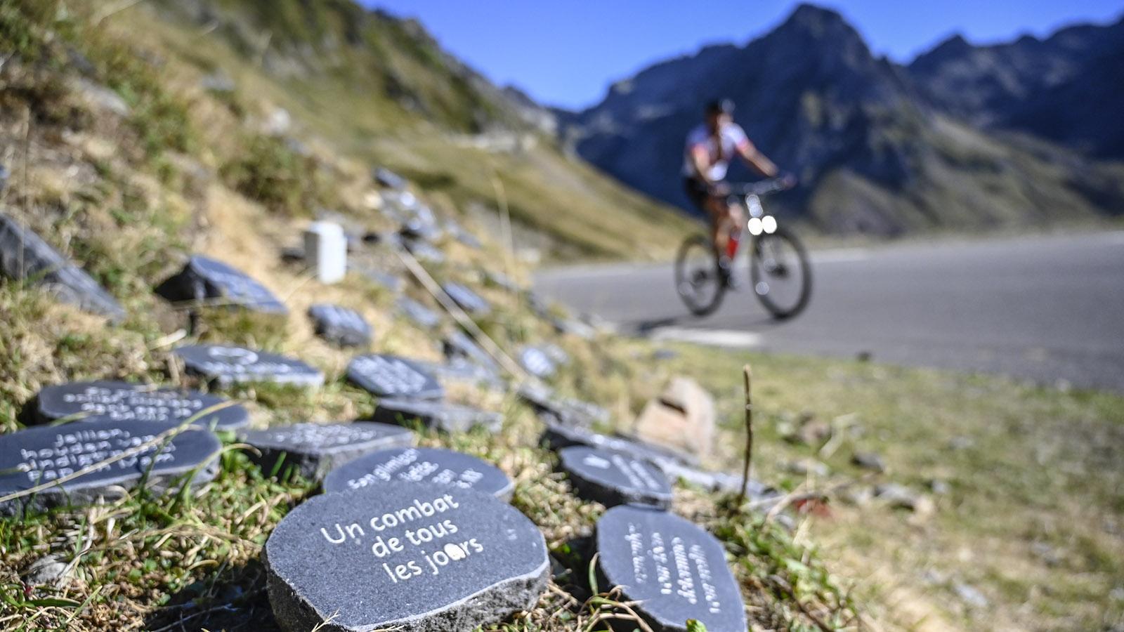 Col du Tourmalet, Abfahrt nach Luz. Foto: Hilke Maunder