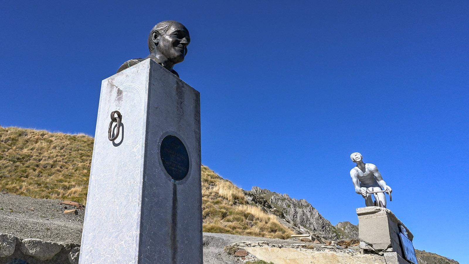 Helden des Col du Tourmalet. Foto: Hilke Maunder
