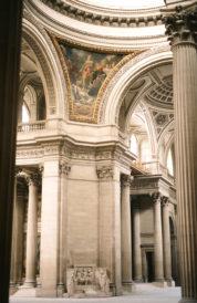 F/Paris: Panthéon, innen