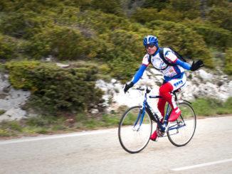 Rennradeln ist Nationalsport in Frankreich. Foto: Hilke Maunder