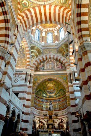 F/Provence/Bouches du Rh™ne/Marseille: Notre Dame de la Garde