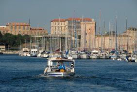 F/Provence/Bouches du Rh™ne/Marseille: Vieux Port