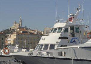 Provence_Marseille_Vieux Port_Notre Dame de la Garde©Hilke Maunder