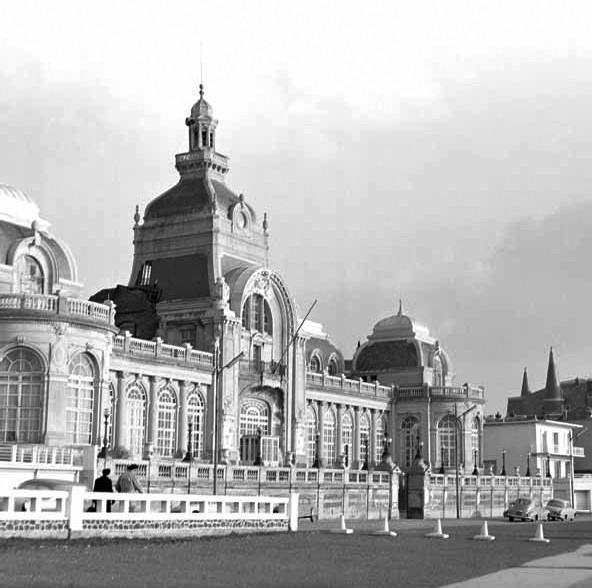 Le Havre_Kasino Marie-Christine_späte 1950er Jahre _©Georges Priem, collections Musées Historiques, Ville du Havre