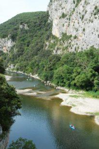 Ardèche_Schluchten_Gorges de l'Ardèche_1_©Hilke Maunder