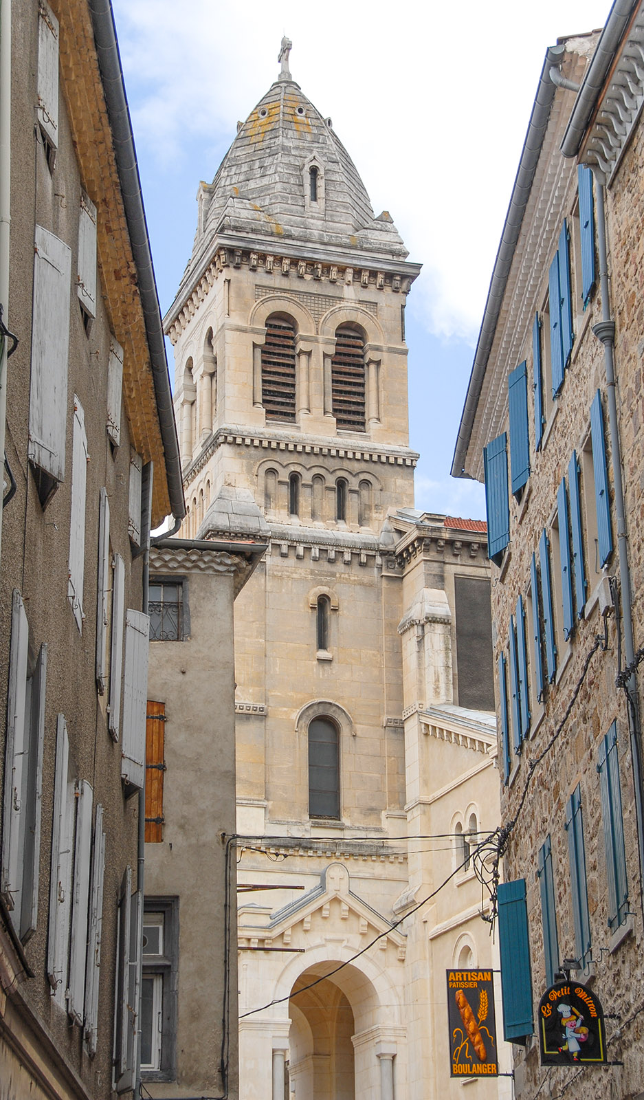 Annonay. F_Annonay_Eglise Notre-Dame_credits_Hilke Maunder