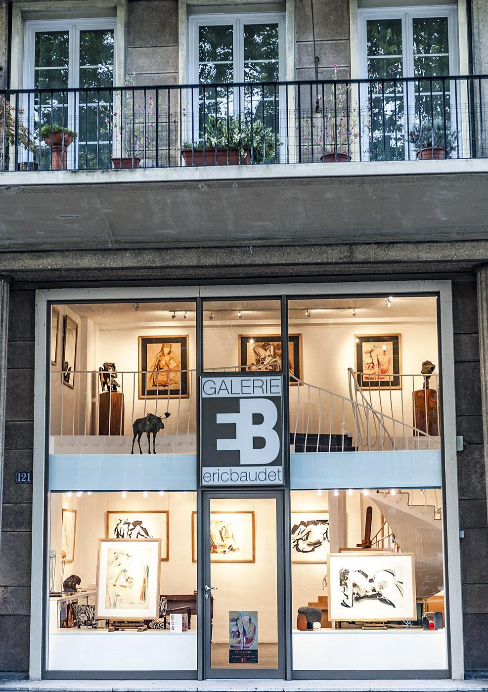 Galerie Eric Baudet. Foto: Hilke Maunder