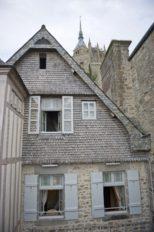 Mont Saint-Michel_Wehrgang_Altstadt_©Hilke Maunder