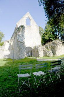 Normandie_Seine_Abtei_Jumièges_Ruine 3©Hilke Maunder