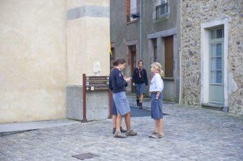 Mayenne_Sainte Suzanne_Pfadfinderinnen_credits_Hilke Maunder