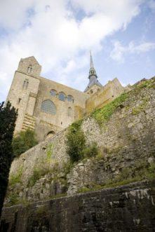 Mont Saint-Michel_Abtei_Merveille_1_©HIlke Maunder