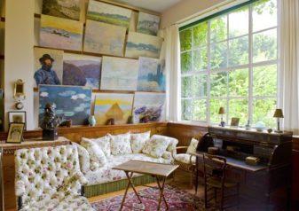 Giverny_Claude Monet_Haus_Salon©Hilke Maunder