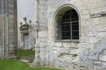 Normandie_Seine_Abtei_St-Wandrille_Kloster 1©Hilke Maunder