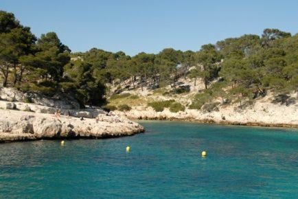 F/Provence/Cassis/Umgebung: Calanque