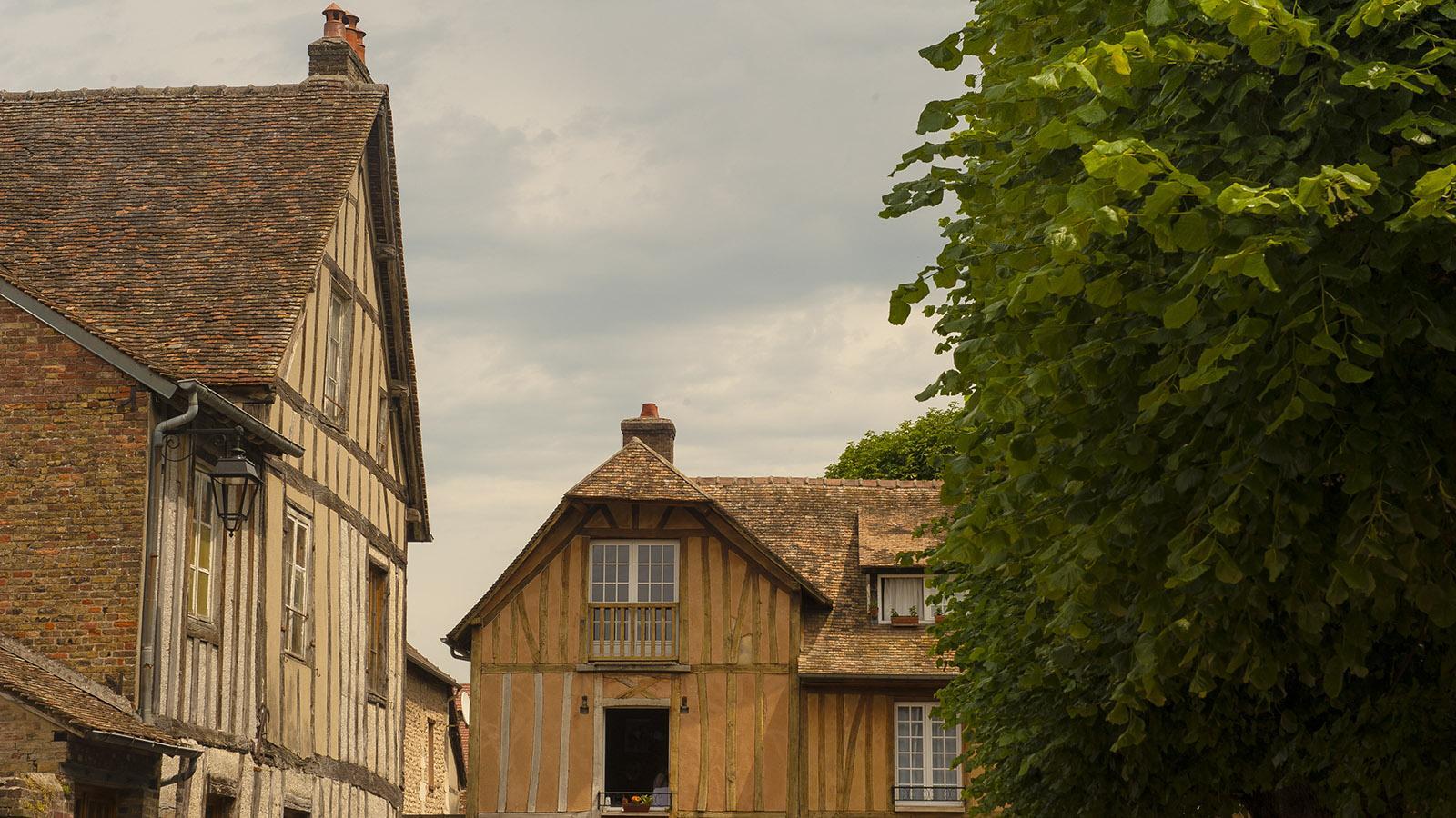 Les Andelys. Foto: Hilke Maunder