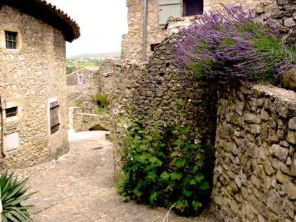 Drôme_Mirmande_Bourg_©Hilke Maunder