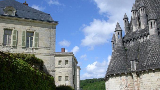 Die Abtei von Fontevraud. Foto: Hilke Maunder